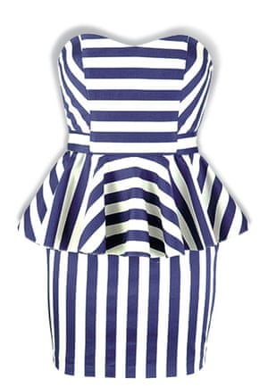Wish list: Seaside: Bandeau dress