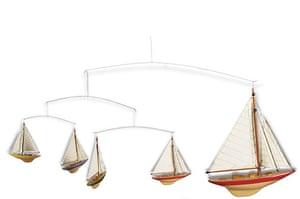 Wish list: Seaside: Atlantic Cup boat mobile