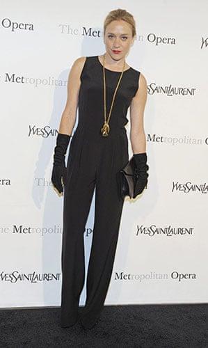 Fashion briefing: Chloe Sevigny