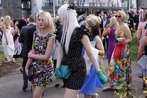 Ladies' Day at Aintree: Aintree racing