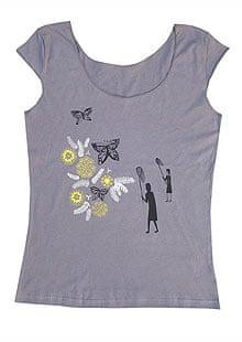T-shirt by Bonbi Forest