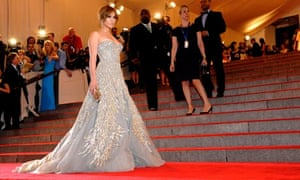 Jennifer Lopez at the Costume Institute Gala