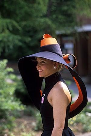 Ascot fashion: Royal Ascot in 1989