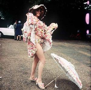 Ascot fashion: Ascot 1968
