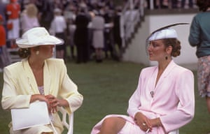 Ascot fashion: Ascot 1985