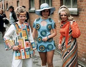 Ascot fashion: Ascot 1971