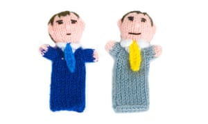 Father's day gifts: Political finger puppets, at Liberty