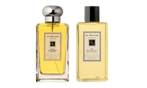 Father's day gifts: Jo Malone cologne and shower gel