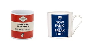 Father's day gifts: Mugs from John Lewis for Father's Day