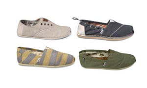 Father's day gifts: TOMS for Father's Day