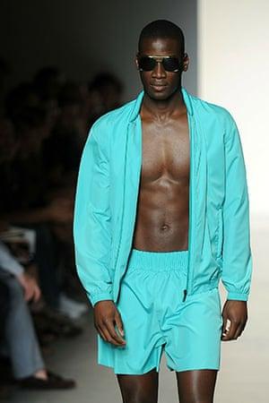 Milan menswear: Calvin Klein
