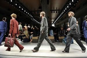 Milan menswear: Bottega Veneta