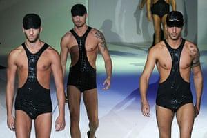 Milan menswear: Emporio Armani