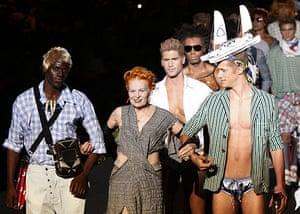 Milan menswear: Vivienne Westwood