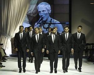 Milan menswear: Dolce & Gabbana