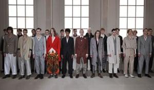 Milan menswear: Alexander McQueen