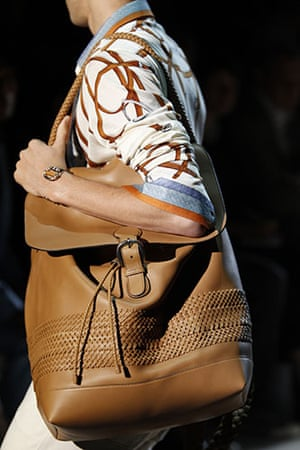Milan menswear: Gucci