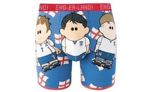 World Cup Tat: World Cup Tat: Footballer Underwear