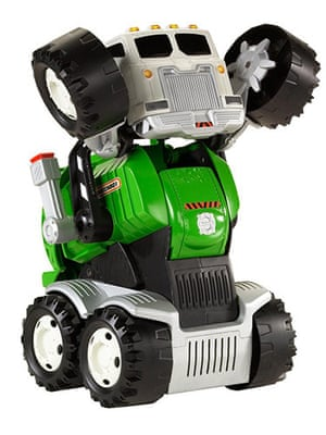 Top toys for Christmas: Stinky The Garbage Truck