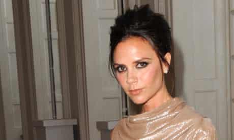 Victoria Beckham at Range Rover's 40th birthday party in July 2010.