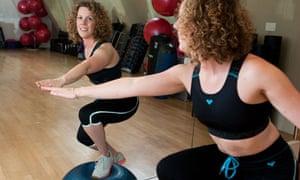 Rosalind Ryan tries the Roxy beach body workout