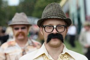 Vintage at Goodwood: Moustache