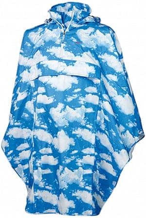 Women's cyclewear: Cloud poncho
