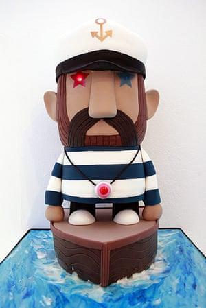 Cake Britain: Captain Fairtrade