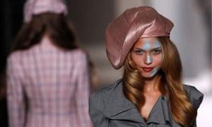 Vivienne Westwood London fashion week