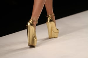 Kate's catwalk photos: Maria Grachvogel's show at London fashion week