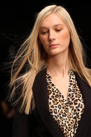 Kate's catwalk photos: Maria Grachvogel at London fashion week
