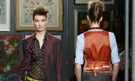 Paul Smith London fashion week