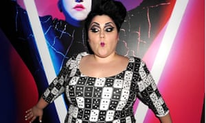 Beth Ditto fat fashion