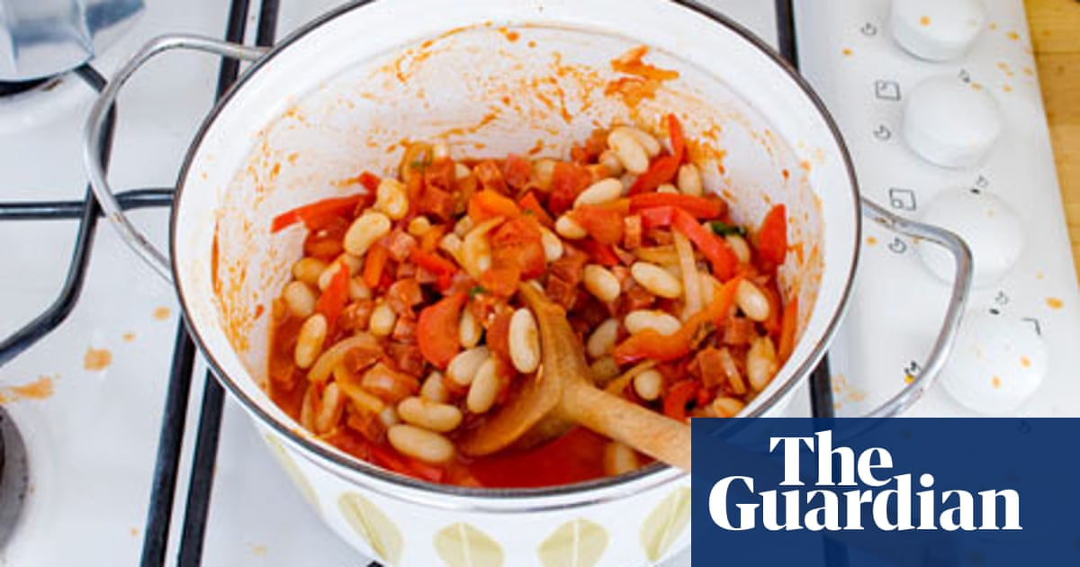 Chorizo And Beans Student Cookbook Life And Style The