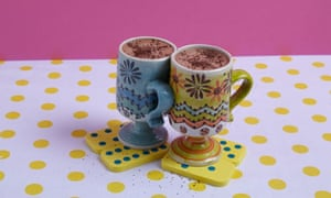 Henry Dimbleby's real hot chocolate recipe