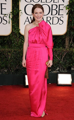 Golden globes fashion: 68th Annual Golden Globe Awards - Arrivals - Los Angeles