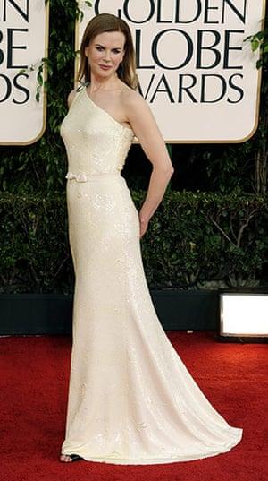 Golden globes fashion: Golden Globes fashion, Nicole Kidman
