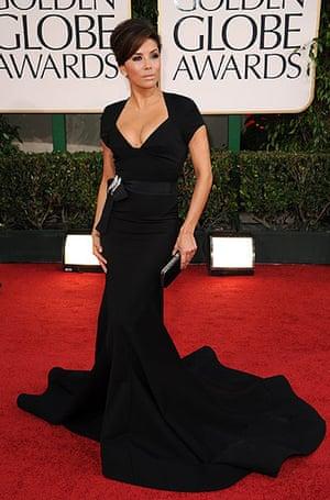 Golden globes fashion: Golden Globes fashion, Eva Longoria