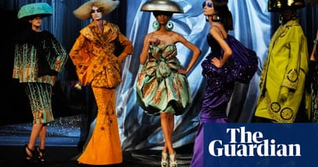 What S The Big Deal About Haute Couture Fashion The Guardian