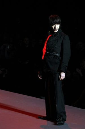 Paris haute couture: John Galliano Dior Paris Fashion Week Haute Couture