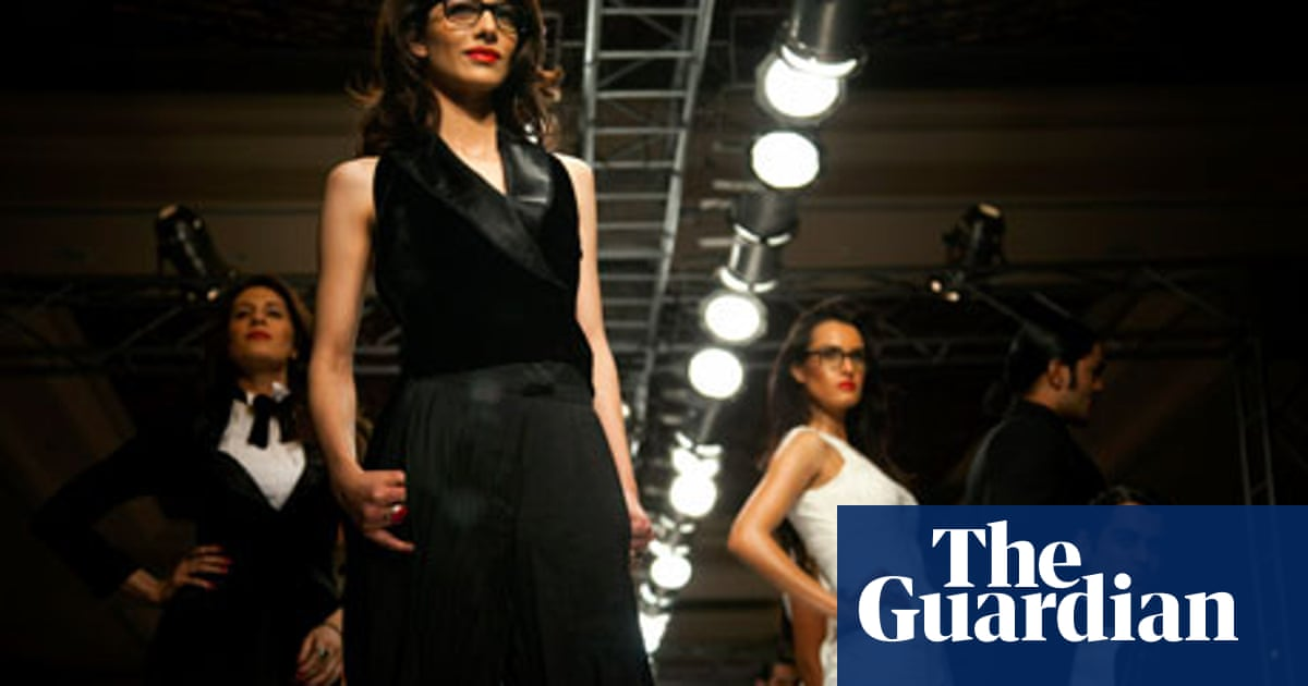 Pakistan S Top Fashion Designers Fashion Weeks The Guardian