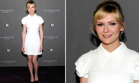 Kirsten Dunst on New Year's Eve