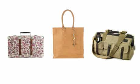 Weekend bags comp, Bang on trend