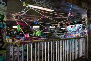 Knit the City: Web of Woe