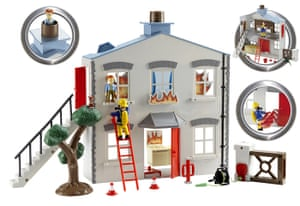 Top toys: Fireman Sam: Pontypandy Multi Rescue Set by Character Options