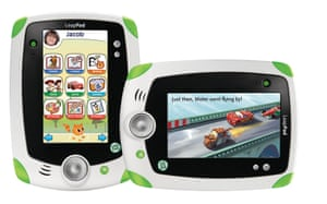 Top toys: LeapPad Explorer by Leapfrog Toys