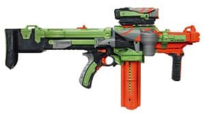 Top toys: Nerf Vortex Nitron Blaster by Hasbro