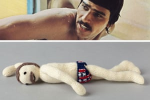 Knitted Olympians: Mark Spitz