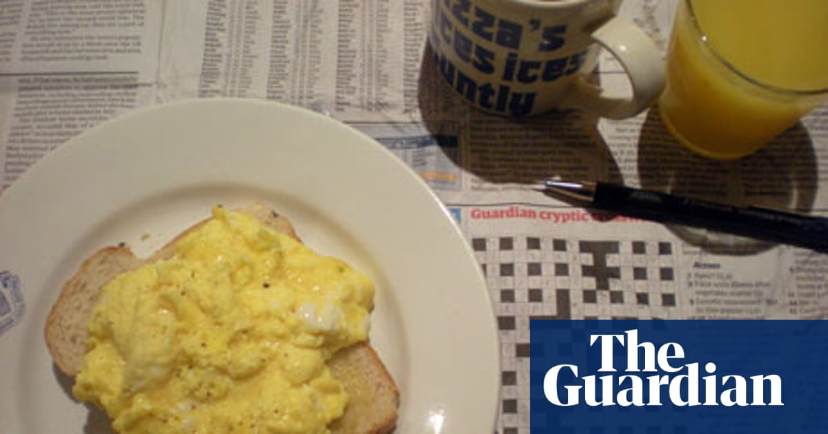 Crossword Roundup Eggs And Chestnuts Crosswords The Guardian