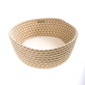 Xmas pets above 20: Cat basket weave